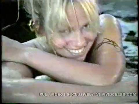 Pamela Anderson & Tommy Lee Sex Tape