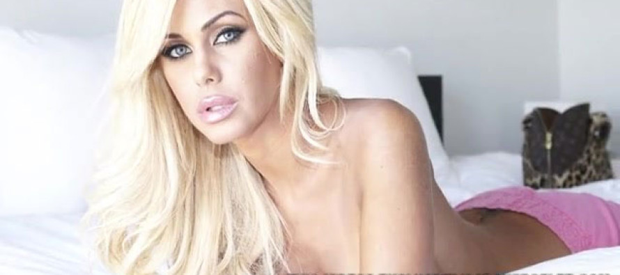 Shauna Sand Exposed